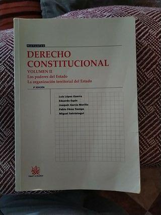 libro derecho constitucional.