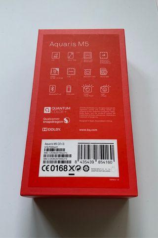 BQ Aquaris M5 4G 32GB RAM 3GB Doble SIM