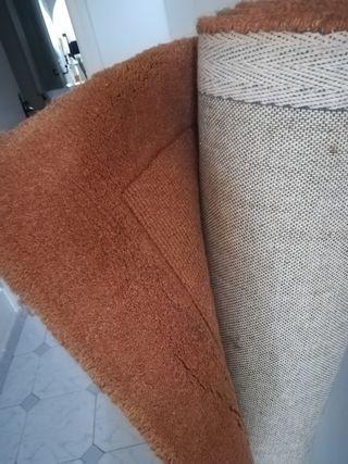 alfombra de la India.
