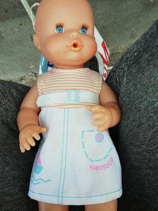 muñeca famosa nenunco