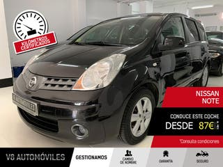 Nissan Note DCI 2008