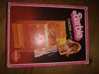 cocina barbie año 1982