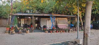Camping Barraquetes, Marey de Barraquetes.