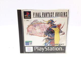 Juego ps1 final fantasy origina E541215