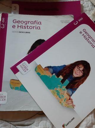 libros geografia y historia