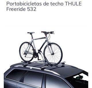 Portabicicletas Thule Techo