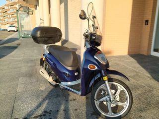 Motocicleta - Scooter Kymco 125cc