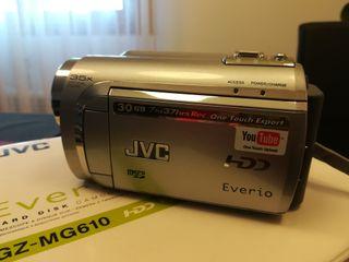 Cámara de Video JVC Everio G Series