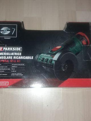 amoladora radial mini amoladora Parkside