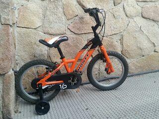 """Bicicleta 16"""" Monty 103"""