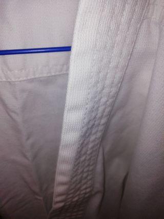 Traje de Judo/Karate completo