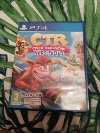 crash Team Racing, new ps4