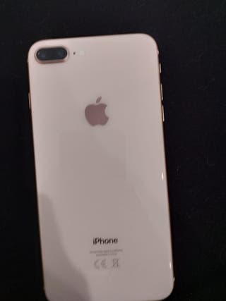 Perfect IPhone 8 Plus gold 64 GB