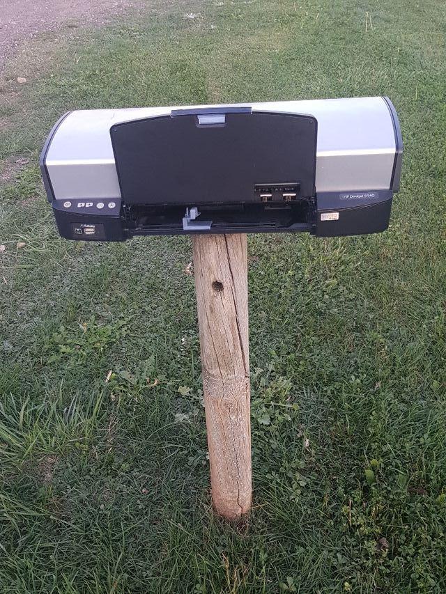 impresora de segunda mano