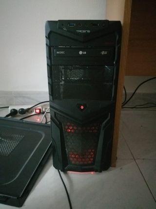 Ordenador gaming gtx1050ti