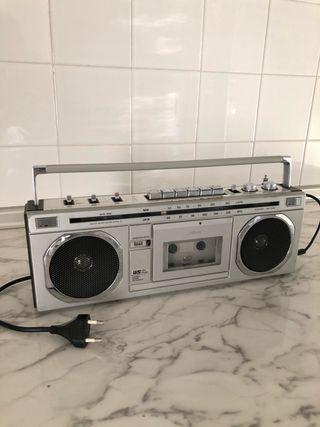 Radio Cassette Antiguo alemán