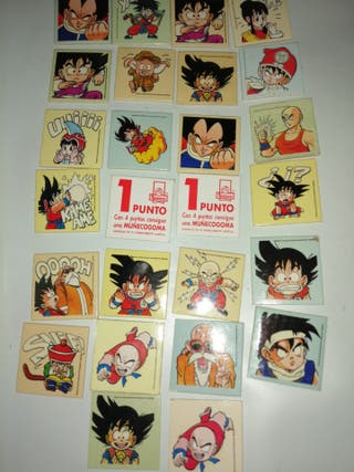 lote matutano dragon ball