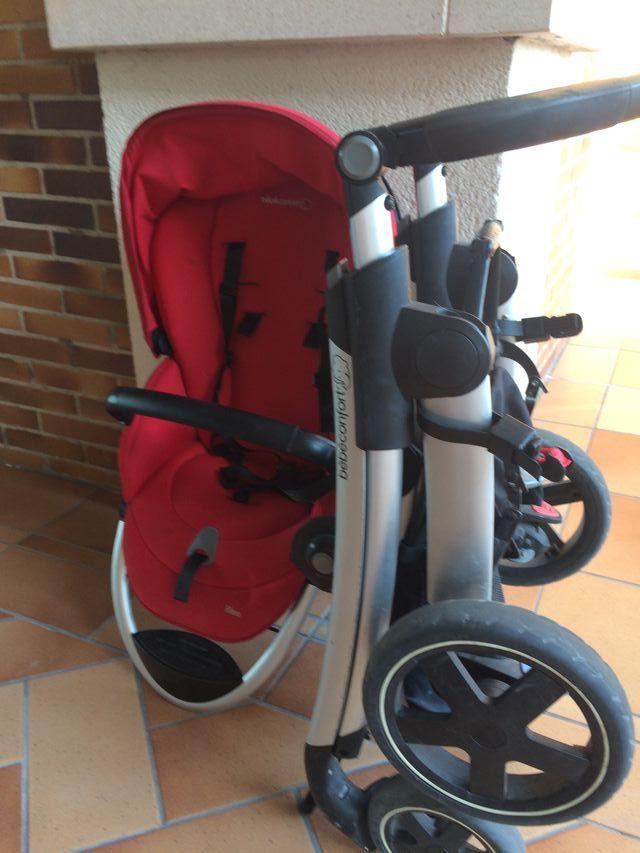 Carrito/Silla Elea de Bebé Confort + Maxicosi