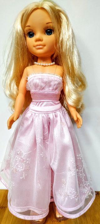 """Muñeca Nancy New """"Princesa"""" Famosa"""