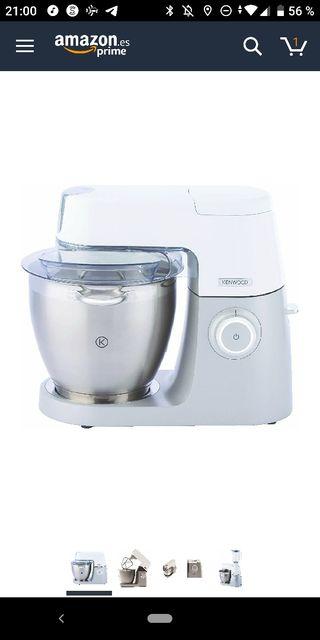 Kenwood KVC6010T Chef Sense, Robot de cocina