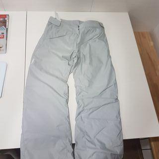 pantalón de nieve Decathlon talla 40 mujer