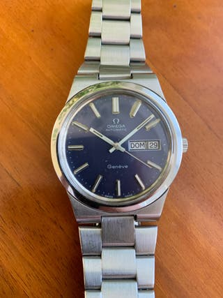 Reloj vintage OMEGA GENEVE 1022. AÑO 1970