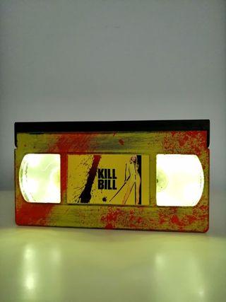 Lámpara VHS Kill Bill