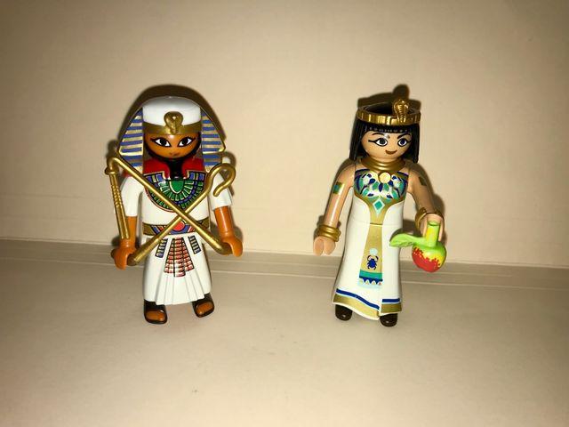 Playmobil faraón Cleopatra