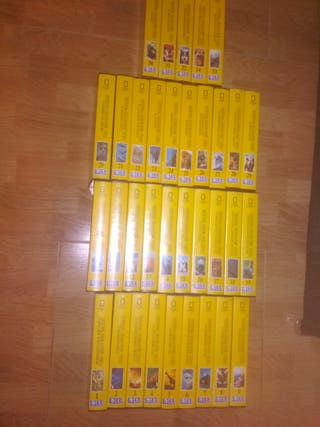 Colección National Geographic Video.¡LEER BIEN!