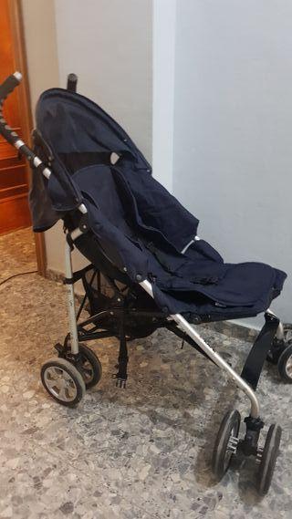 Conjunto Arrue silla paseo+maxicosi+capazo