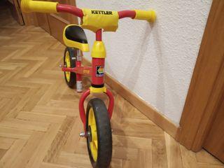 Bicicleta de iniciación Ketller