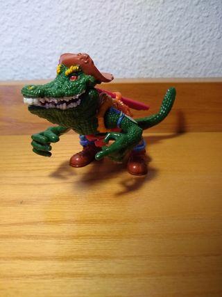 Figura Leatherhead Tortugas Ninja