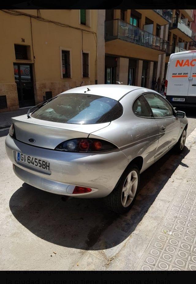 Ford Puma 1999 *no se vende por piezas*