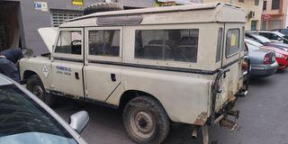 Land Rover santana 1978