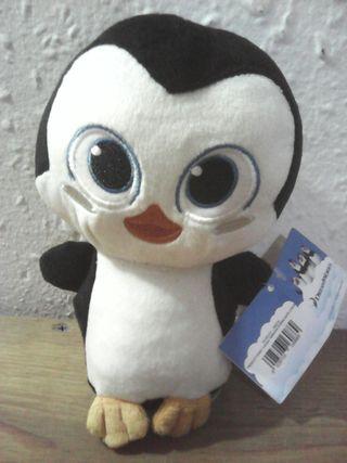 Los pingüinos de madagascar peluche