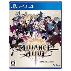 NUEVO! The Alliance Alive HD Remastered PS4