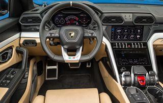 Volante Lamborghini Urus / VAG