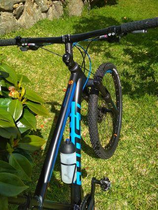 Bicicleta montaña ghost Kato