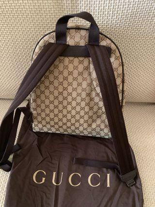 Mochila Gucci original