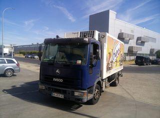 Camion con tarjeta de transporte