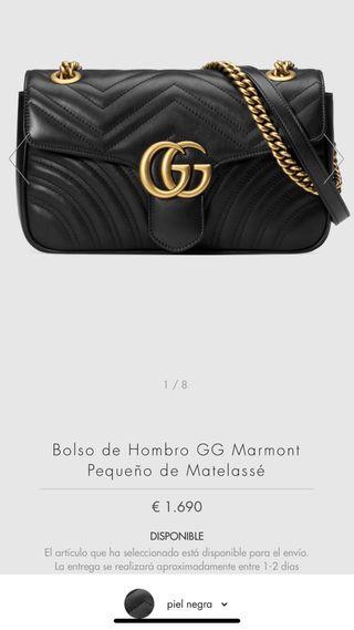 Bolso Gucci original