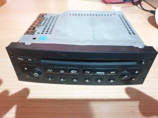 Radio original Peugeot 206
