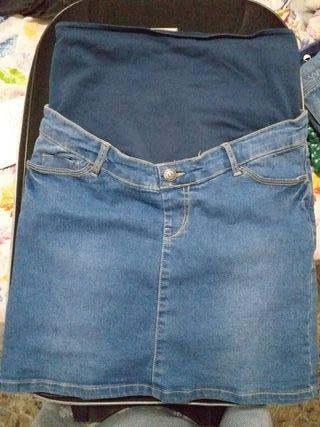 falda premama