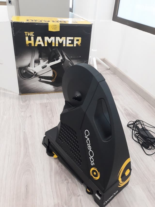 Rodillo Hammer