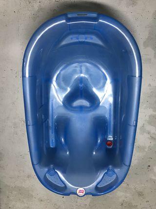 Baño de olas para bebé