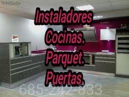 instaladores de Cocinas, Parquet, Tarima, Puertas
