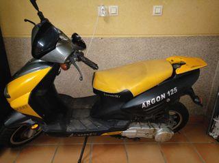 vendo scooter 125, o cambio por marchas