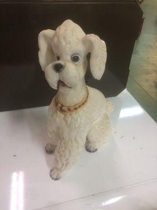 Figura perrito blanco