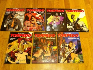 Comic Torpedo (Bernet/Abulí)