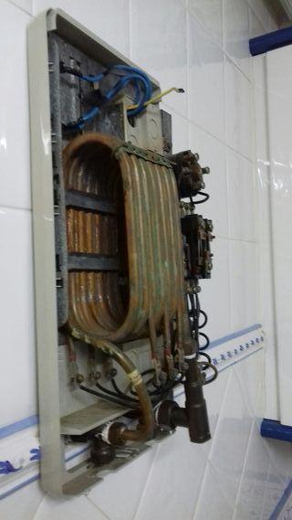 calentador de agua Siemens